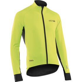 Northwave Extreme H20 Veste Protection totale Homme, yellow fluo/black